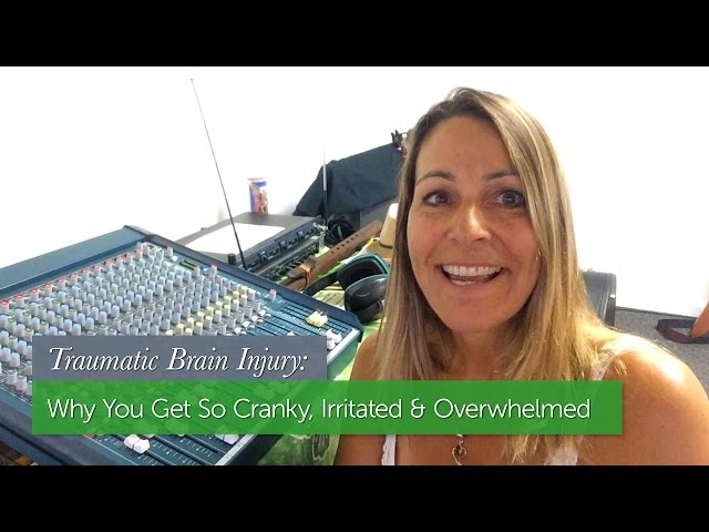 Why You Get So Cranky, Irritated, & Overwhelmed
