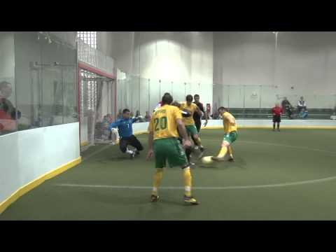 Detroit Waza Flo vs Cincinnati Kings 1-6-13 Highlights by RC DJ and Video Productions
