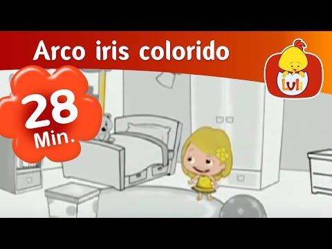Los colores del arco iris - Especial de media hora para niños