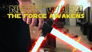 getlinkyoutube.com-Nerf Wars: The Force Awakens - Star Wars Force Friday Action Film