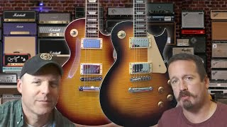 getlinkyoutube.com-Double Take - Harley Benton SC-450 Plus vs Gibson Les Paul Part 1 Clean