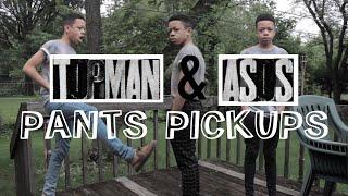 getlinkyoutube.com-Latest Pickups | Men's Fashion | Topman & ASOS Pants: Oversized Grid, Black, & Light Wash