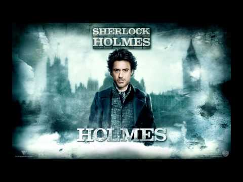 13- Holmes (Hans 'n' Guy Version) [Itunes Exclusive Bonus Track] Hans Zimmer Sherlock Holmes Score