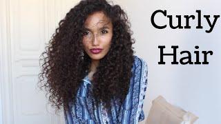 getlinkyoutube.com-CURL POWER : EASY ROUTINE FOR CURLY HAIR