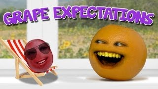 getlinkyoutube.com-Annoying Orange - Grape Expectations (Ft. Chester See & Jack Vale)