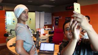 Disebalik Tabir Lakonan Ucop Dubsmash & Linda Onn