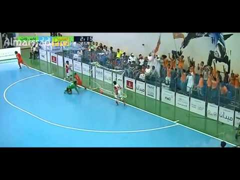 issy hitman hamdaoui nas futsal tournament