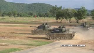getlinkyoutube.com-NEW M60A3 Firing