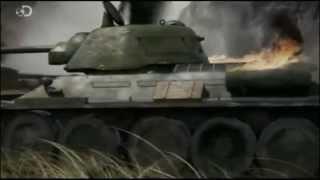getlinkyoutube.com-Grandes Batallas de Tanques - La Batalla de Kursk 2ª Parte