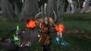 World of Warcraft Music Video:  Shaman in Space