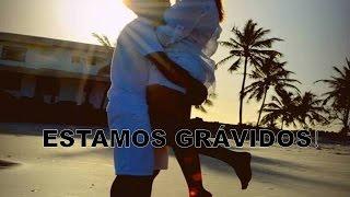 DESCOBERTA DA  GRAVIDEZ (O DIA MAIS FELIZ DAS NOSSAS VIDAS)