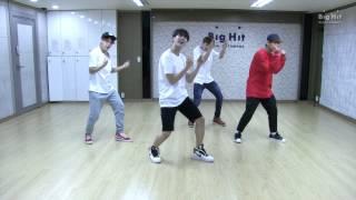 getlinkyoutube.com-방탄소년단 '쩔어' Dance performance practice