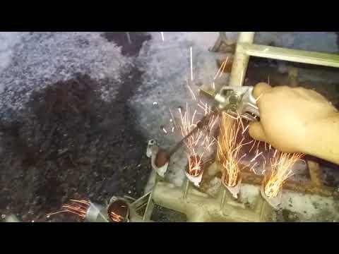 Последствия егр очищаем сажу.Трафик Виваро