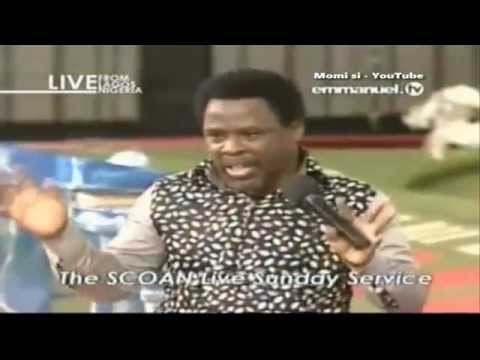 SCOAN 20 April 2014: Prophecy: Terrorism Attack In France And Kenya By Prophet TB Joshua