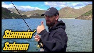 getlinkyoutube.com-Kokanee Salmon Fishing - Trolling Tactics