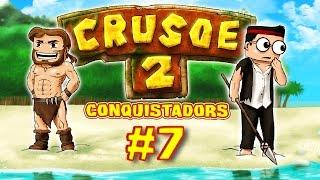 getlinkyoutube.com-CRUSOE 2 - Ep. 7 - La cabane du pêcheur - Fanta et Bob dans Minecraft