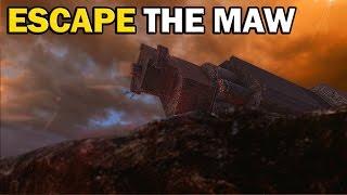 getlinkyoutube.com-The Maw (Warthog Run)   Halo 5 Forge Maps
