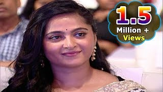 getlinkyoutube.com-Sweety Anushka Shetty Emotional Speech at Size Zero Audio Launch | Anushka Shetty | Arya