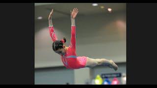 Annie the Gymnast | Level 7 Gymnastics Meet 7 | Acroanna