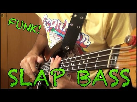 Intense Slap Bass Funk
