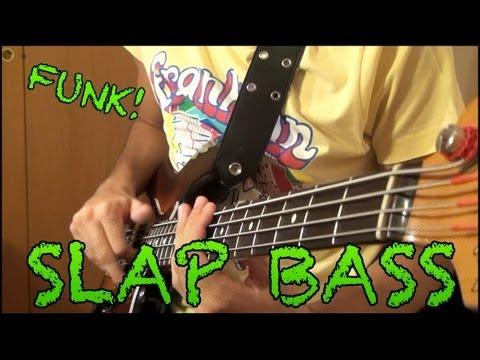 Intense Slap Bass Funk