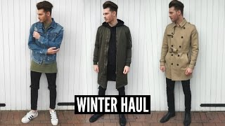 getlinkyoutube.com-Mens Fashion Haul Winter 2016 - Fall Lookbook