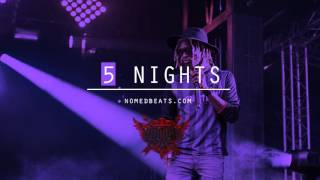 getlinkyoutube.com-Young Thug & Future Type Beat - 5 Nights (Prod By @NomedBeats)