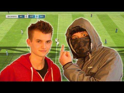 Fifa 13: GudjonDaniel vs Fifa Playa