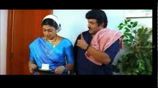 Super Kudumbam Tamil Movie Scenes   Prabhu Hurts Roja   Prathyusha   Vivek