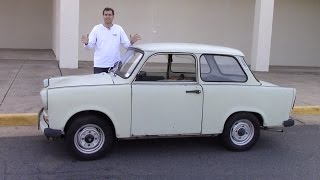 getlinkyoutube.com-The Trabant Was an Awful Car Made By Communists