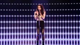 getlinkyoutube.com-Cher Lloyd sings Sorry Seems To Be/Mocking Bird - The X Factor Live show 6 (Full Version)
