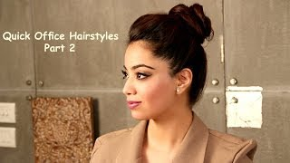 getlinkyoutube.com-FOMO : Quick Office Hairstyles-Part 2 (English)
