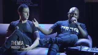 Bridges for Music Academy - Dubfire & Themba (Full Length Talk)