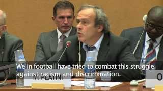 Racism in football: a reflection of the society