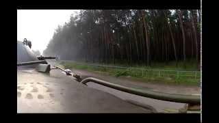 SHOCKING VIDEO -  TERRORIST`S AMBUSH. BTR-80 APCs IN ACTION.