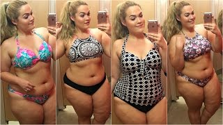getlinkyoutube.com-Target Bikini Try-On | Summer 2016