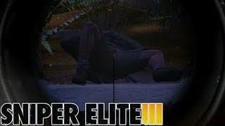 getlinkyoutube.com-Sniper Elite 3 - Que Delícia de Tiro Cara