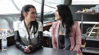 "getlinkyoutube.com-Within Temptation ft. Tarja - The making of ""Paradise (What About Us?)"""