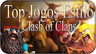 getlinkyoutube.com-Top 10 Melhores Jogos Similares ao Clash of Clans de Todos os Tempos 2016
