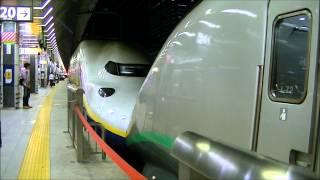 getlinkyoutube.com-ありがとうE4系東北新幹線!!! E3系+E4系 「つばさ・Maxやまびこ155号」