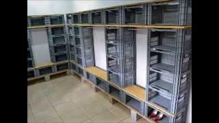 getlinkyoutube.com-Armário com caixas de verduras