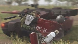 getlinkyoutube.com-【公式】SIDE OPS 1 戦車隊戦編 - TGS2015 GAME PLAY DEMO (解説:スカルフェイス/CV:土師孝也) | MGSV:TPP (JP) CERO [KONAMI]