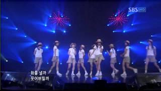 getlinkyoutube.com-SNSD 少女時代 ♥ Girls' Generation Live HD