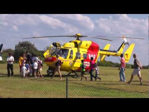 Westpac Life Saver Rescue Helicopter BK-117