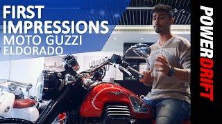 getlinkyoutube.com-Moto Guzzi Eldorado : First Impressions : PowerDrift