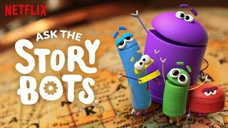 "getlinkyoutube.com-""Ask the StoryBots"" on Netflix - Sneak Peek Trailer"