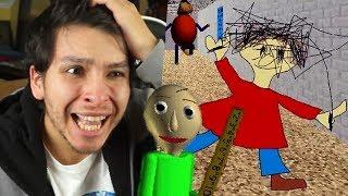 TODO POR CULPA DE ESA NIÑA TONTA !! YA DÉJAME - Baldi's Basics in Education