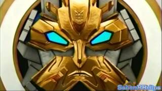 getlinkyoutube.com-Power Rangers Megaforce - Gosei Ultimate - Gosei Ultimate Megazord
