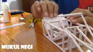 getlinkyoutube.com-Projects : Light Car ( Paper Car )