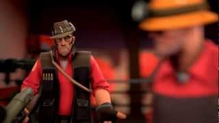 """getlinkyoutube.com-""""Once Upon A Time In 2fort, Part 1"""" - SFM - Saxxy Awards Entry 2012"""